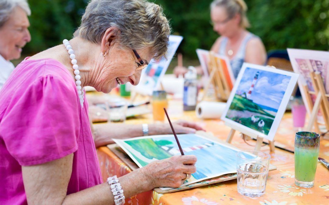 The Independence of Assisted Living: Making Friends Again